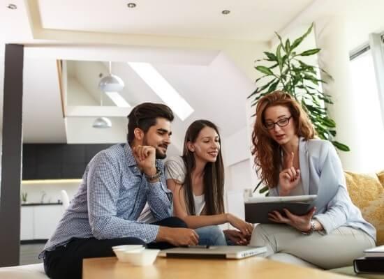 reunion para la gestion de arrendamientos en bogota